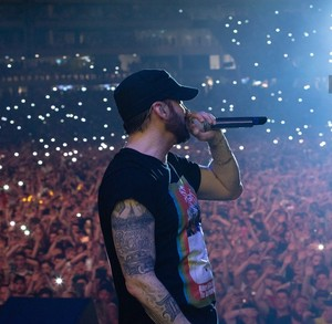 Eminem (Rapture Tour)