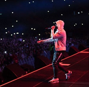 Eminem Rapture Tour