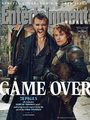 Entertainment Weekly Cover  - March 2019 - Euron and Theon  - game-of-thrones photo