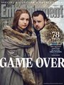 Entertainment Weekly Cover  - March 2019 - Gilly and Sam - game-of-thrones photo