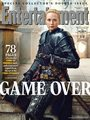Entertainment Weekly Cover  - March 2019 - Gwendoline Christie as Brienne - game-of-thrones photo