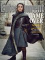 Entertainment Weekly Cover - March 2019 - Maisie Williams as Arya Stark - game-of-thrones photo