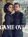 Entertainment Weekly Cover  - March 2019 - Missandei and Grey Worm - game-of-thrones photo