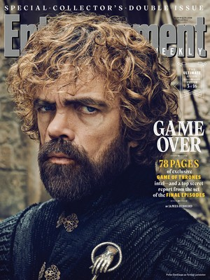Entertainment Weekly Cover  - March 2019 - Peter Dinklage as Tyrion Lannister