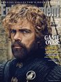 Entertainment Weekly Cover  - March 2019 - Peter Dinklage as Tyrion Lannister - game-of-thrones photo