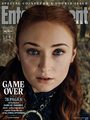 Entertainment Weekly Cover  - March 2019 - Sophie Turner as Sansa Stark - game-of-thrones photo