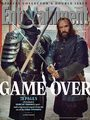 Entertainment Weekly Cover  - March 2019 - The Mountain and The Hound - game-of-thrones photo