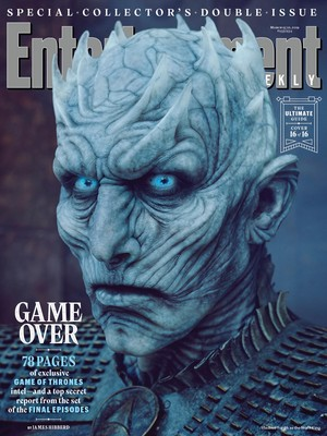 Entertainment Weekly Cover - March 2019 - The Night King