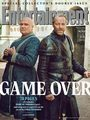 Entertainment Weekly Cover  - March 2019 - Varys and Jorah - game-of-thrones photo