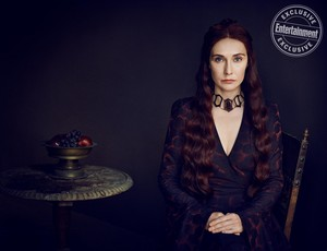 Entertainment Weekly Photoshoot - 2019 - Carice 봉고차, 반 Houten as Melisandre