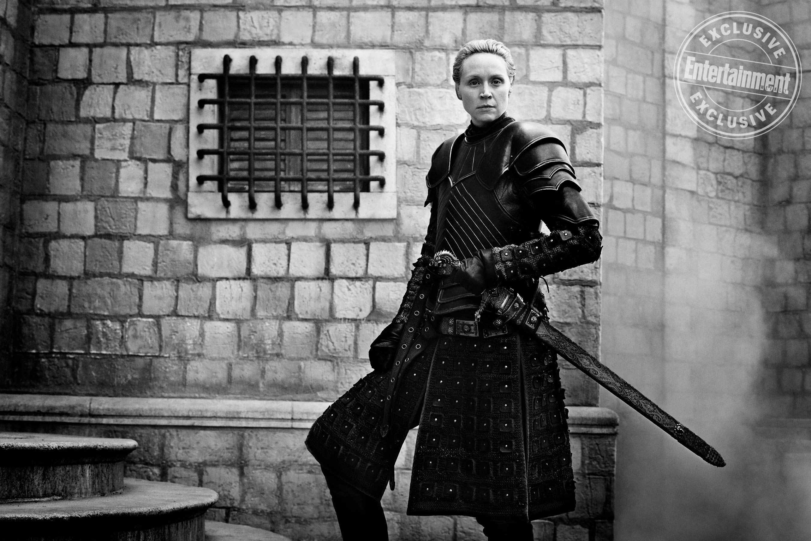 Entertainment Weekly Photoshoot - 2019 - Gwendoline Christie as Brienne