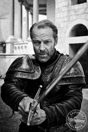 Entertainment Weekly Photoshoot - 2019 - Iain Glen as Jorah Mormont