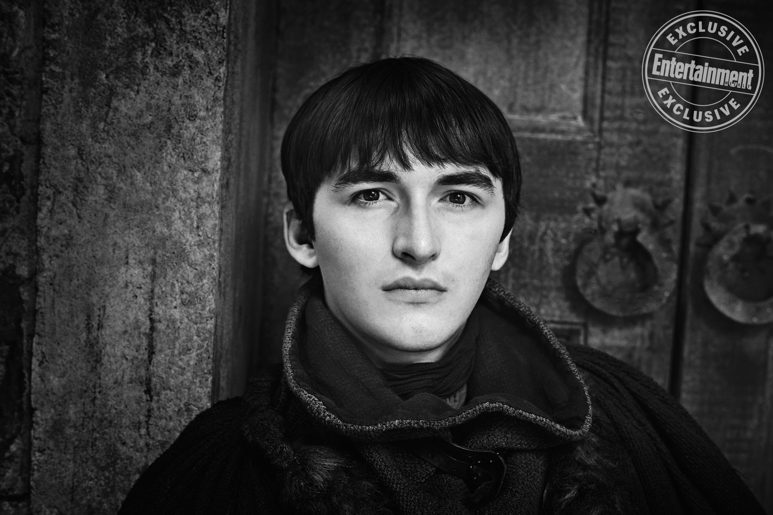 Entertainment Weekly Photoshoot - 2019 - Isaac Hempstead-Wright as Bran Stark