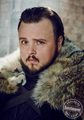 Entertainment Weekly Photoshoot - 2019 - John Bradley as Samwell Tarly - game-of-thrones photo