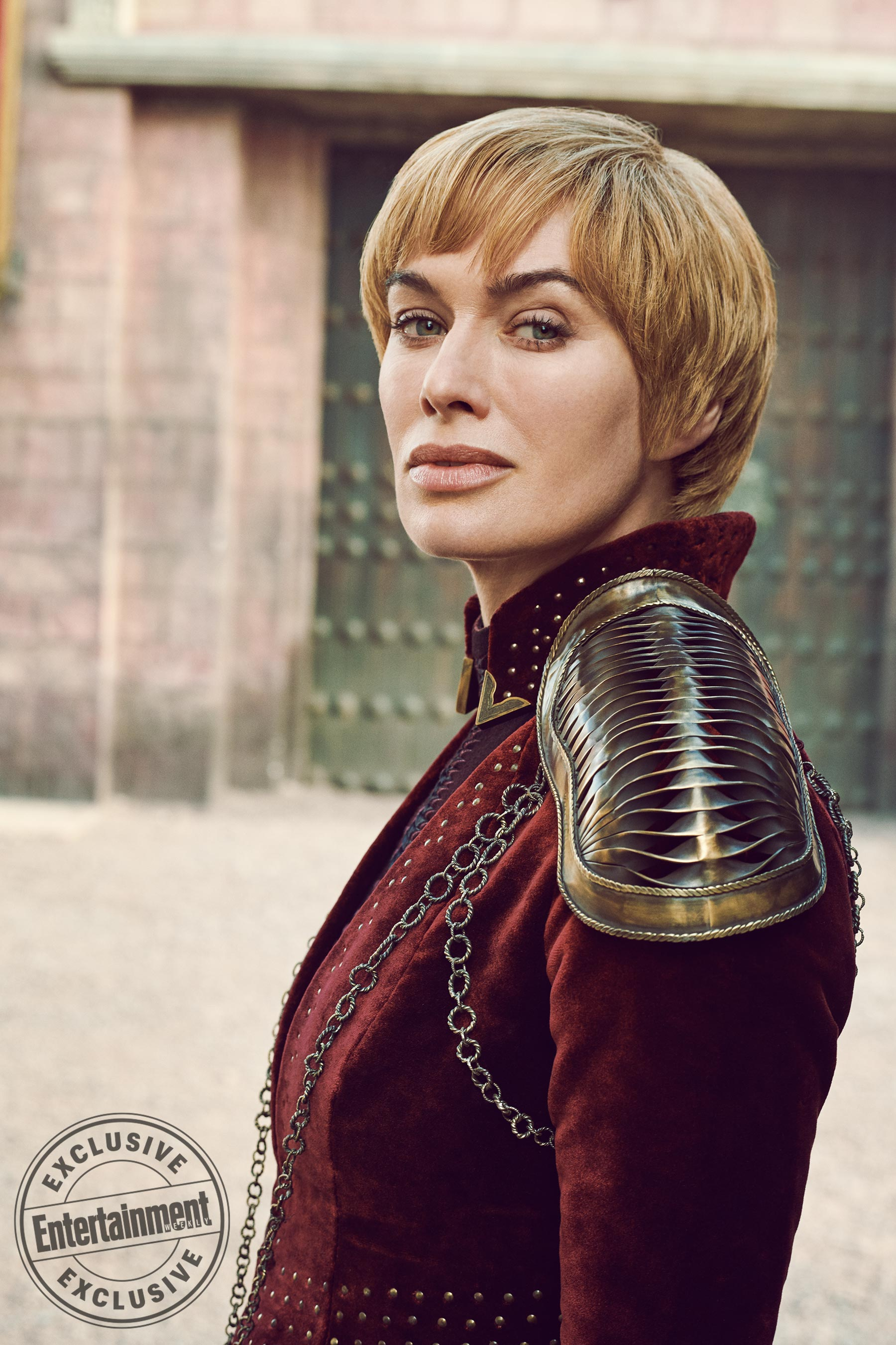 Entertainment Weekly Photoshoot - 2019 - Lena Headey as Cersei Lannister