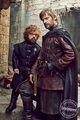 Entertainment Weekly Photoshoot - 2019 - Peter Dinklage as Tyrion and Nikolaj Coster-Waldau as Jaime - game-of-thrones photo
