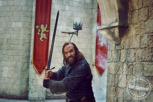 Entertainment Weekly Photoshoot - 2019 - Rory McCann as The Hound