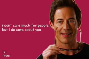 Eobard Thawne - Valentine's دن Card