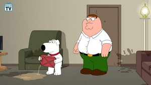 "Family Guy ~ 17x02 ""Dead Dog Walking"""