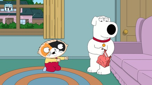 "fox Kartun kertas dinding entitled Family Guy ~ 17x04 ""Big Trouble in Little Quahog"""