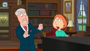 "Family Guy ~ 17x05 ""Regarding Carter"""