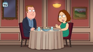 "Family Guy ~ 17x06 ""Stand par Meg"""