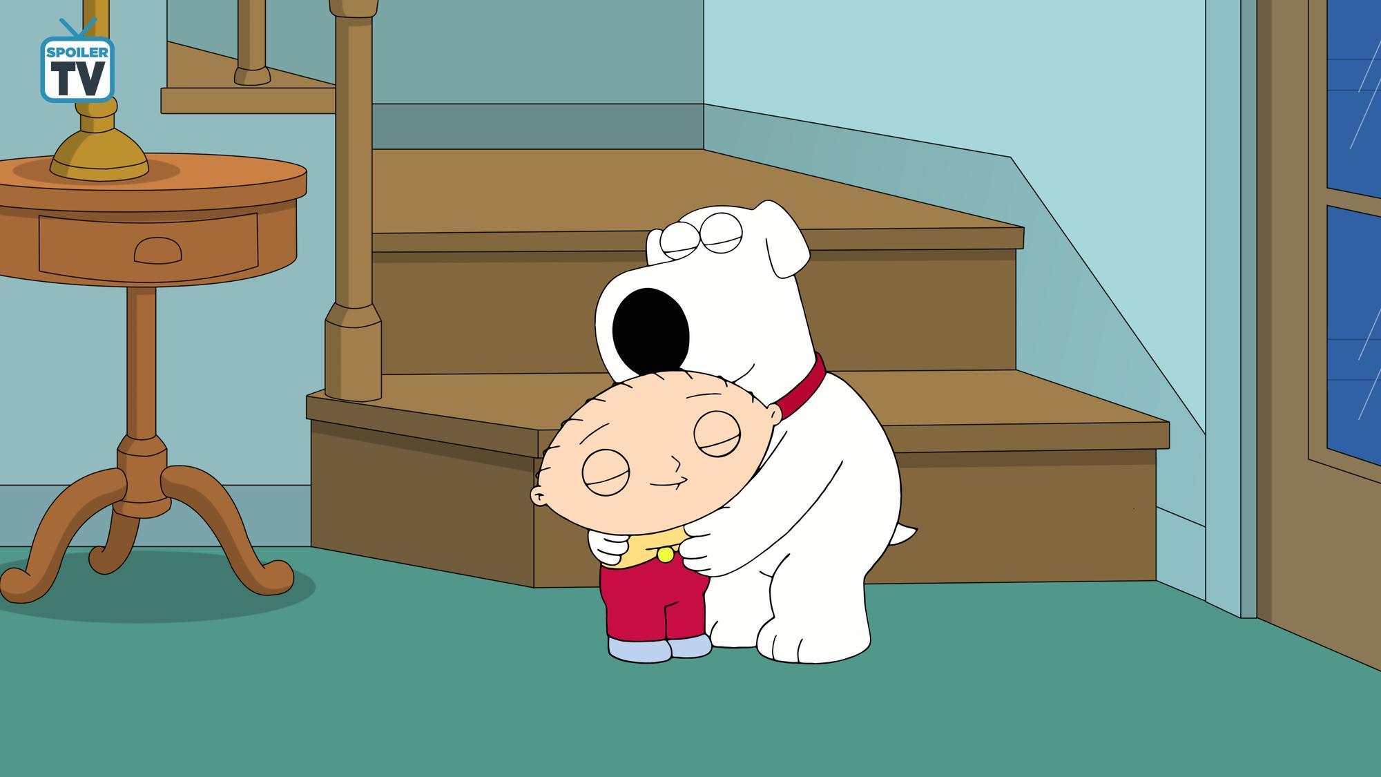 """Family Guy ~ 17x06 """"Stand sejak Meg"""""""