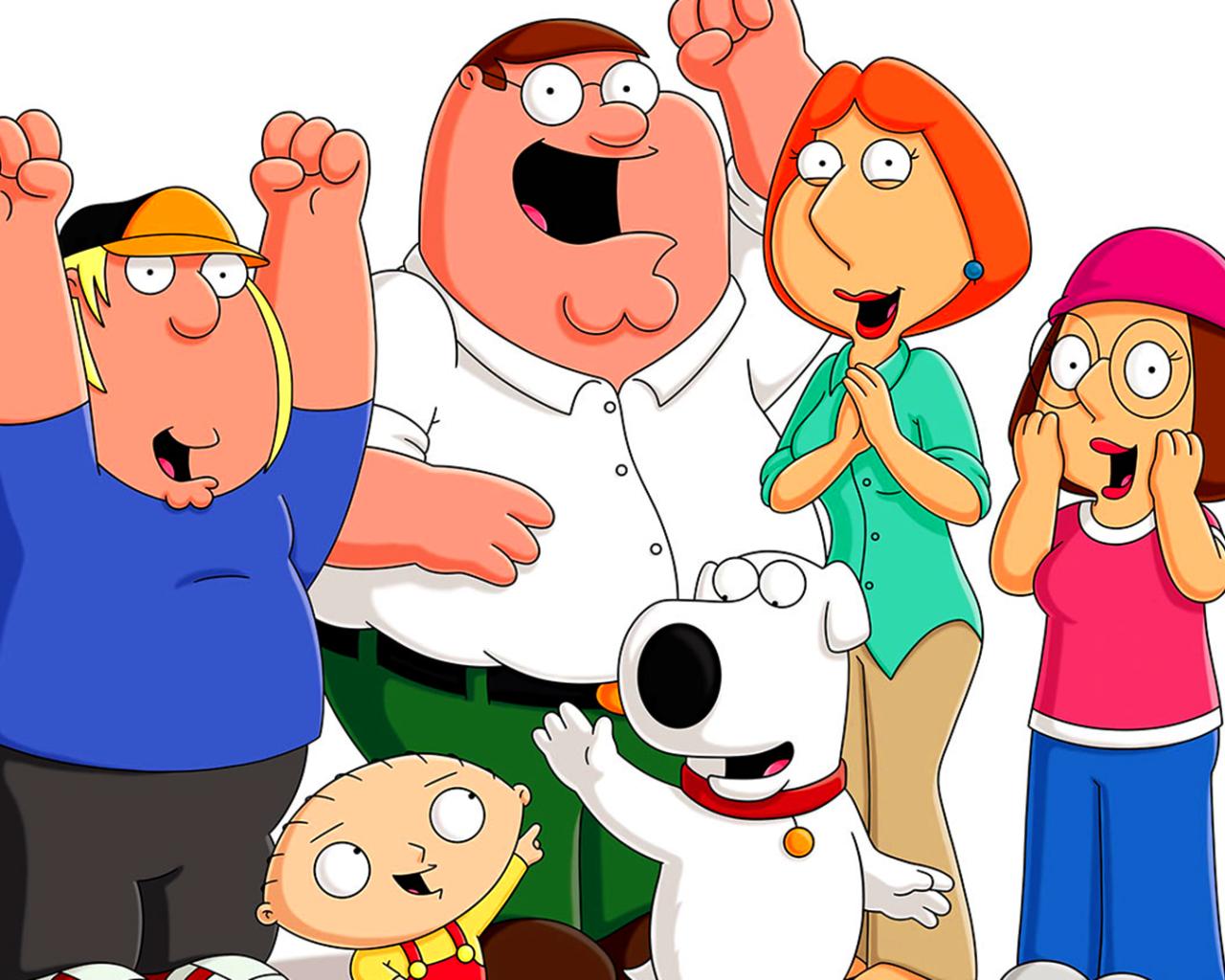 Family Guy Fox Cartoons Wallpaper 42669526 Fanpop