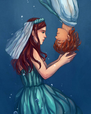 Finnick/Annie Fanart - All That Remains