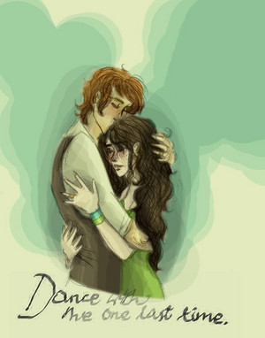 Finnick/Annie Fanart - One Last Time