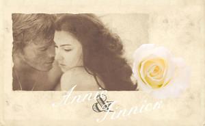 Finnick/Annie fondo de pantalla