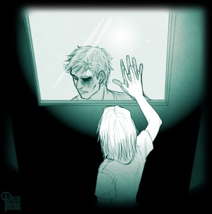 Four/Tris Fanart - Goodbye From The Window