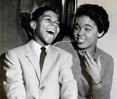Frankie Lymon And Zola Taylor