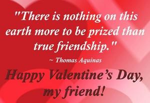 Friendship Valentine