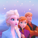 Frozen II - frozen icon