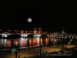 GOOD NIGHT ALEXANDRIA EGYPT