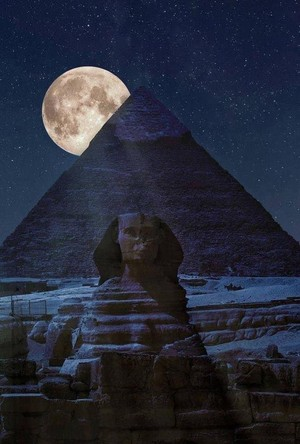 GOOD NIGHT GIZA EGYPT