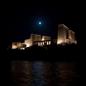 GOOD NIGHT NILE RIVER EGYPT