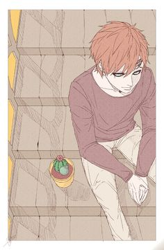 Gaara's love for cactus