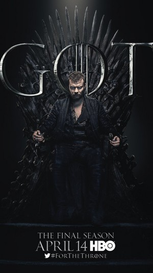 Game of Thrones - Season 8 Character Poster - Euron Greyjoy
