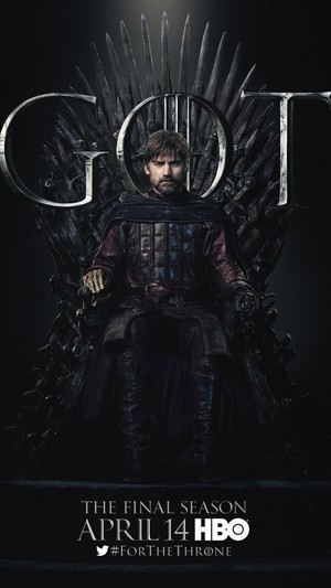 Game of Thrones - Season 8 Character Poster - Jaime Lannister