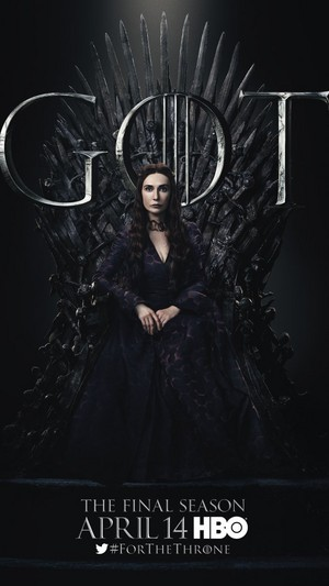 Game of Thrones - Season 8 Character Poster - Melisandre