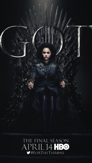 Game of Thrones - Season 8 Character Poster - Missandei