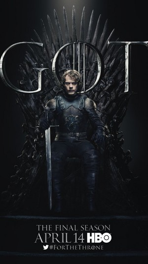 Game of Thrones - Season 8 Character Poster - Theon Greyjoy