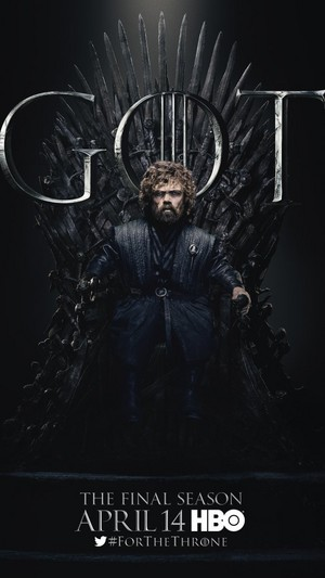 Game of Thrones - Season 8 Character Poster - Tyrion Lannister