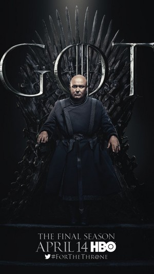Game of Thrones - Season 8 Character Poster - Varys