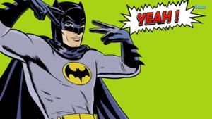 Gangsta Бэтмен