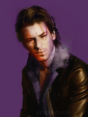 Gaspard Ulliel as Gambit