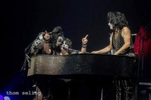 Gene, Eric and Paul ~Grand Rapids, Michigan...March 9, 2019 (Van Andel Arena)