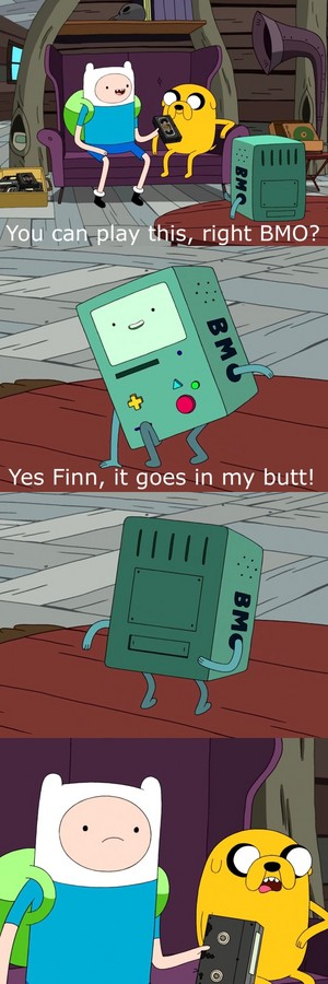 Get kinky, BMO